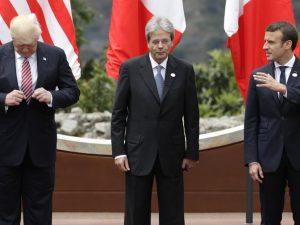 Trump nægter at gå med på G7-topmødets dagsorden for miljøforkæmpelse og frihandel