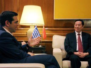 Kina og Grækenland konsoliderer 'allround strategisk partnerskab' <br>baseret på Bælt & Vej-initiativet