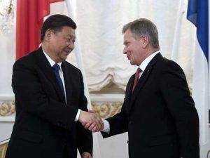Kinesiske økonomer foreslår Ét Bælt, én Vej, én Arktisk Cirkel