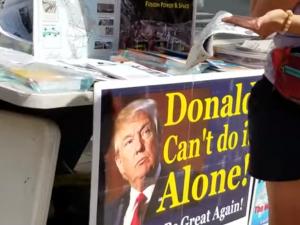 New York til LPAC: <br>Tak for, at I forsvarer præsidentskabet. <br>LPAC kortvideo, 22. juni, 2017