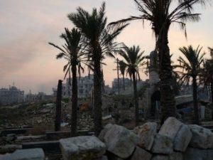 Ruslands briefing til FN om genopbygning af Aleppo <br>understreger behov for hjælp til genopbygning