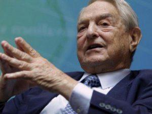 Soros støtter farvede revolutioner for at forsvare EU mod Putin og Trump