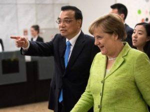 Tyskland: 'Mittelstand'-ledere roser Li Keqiangs tale på Kina-Tyskland Forum