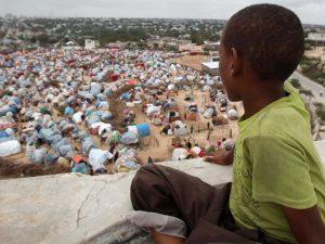 Kinas Silkevej udvider nødhjælp til Afrikas Horn