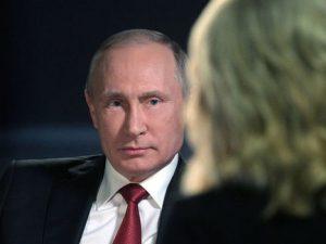 Putins spørgsmål er korrekt: <br>Er amerikanerne gået fra forstanden?