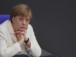 Tyskland: Fremtrædende CDU'ere angriber voldsomt <br>Merkels klimapolitik og Parisaftalen