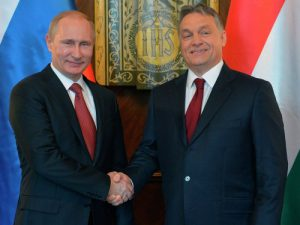 Ungarns Orban: Vi er vidne til fremvæksten af en ny verdensorden