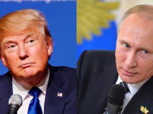 Imperiets kanoner kørt i stilling for at <br>standse Trumps planlagte venskab med Rusland