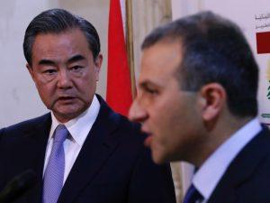 Beijings Wang Yi opfordrer verden til at bringe <br>udvikling til Mellemøsten og sikre fred