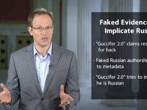 'Russisk hacking' afsløret som internt job