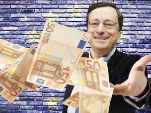 ECB gør Eurozone til zombie-økonomi