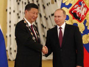 Præsidenterne Xi og Putin mødes på tærsklen til topmødet i Gruppen af 20