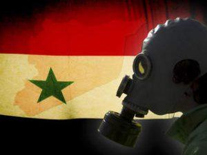 Forsøg på at arrangere ny, amerikansk bombning <br>af Syrien med dødbringende konsekvenser?