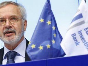 Europæisk Investeringsbank forpligter sig til samarbejde <br>med Asiatisk Infrastruktur Investeringsbank om projekter