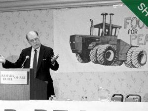 Lyndon LaRouche: »Sand patriotisme: At forsvare <br>universets lov og evnen til fornuft.« LPAC kortvideo