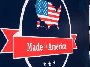 En genrejsning af amerikansk produktion og <br>Det almene Vel afhænger af en genrejsning af <br>Det amerikanske System