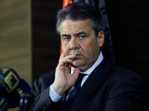 Tysklands udenrigsminister Gabriel: Tiden er inde <br>til en politik for Ny Detente over for Rusland