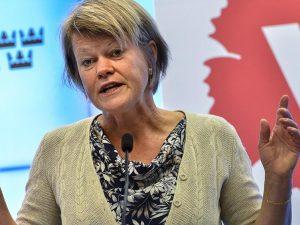 Sverige: Bankopdeling igen i front på det svenske Vänsterpartiets dagsorden