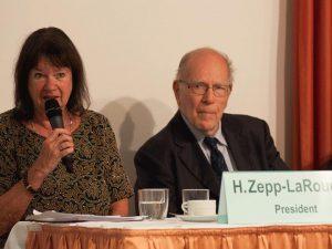 Derfor repræsenterer »LaRouchePAC« ikke længere LaRouches politik. <br>Pressemeddelelse af Helga Zepp-LaRouche
