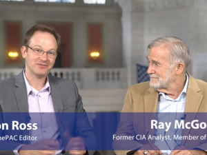 LPAC-interview med VIPS&#8217; Ray McGovern. <br>LPAC-video 28. juli 2017