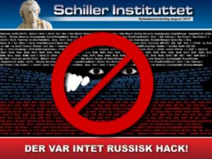NYHEDSORIENTERING AUGUST 2017: <br>Der var intet russisk hack!