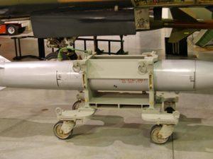 USA gennemfører sin anden test af B61-12 atombombe