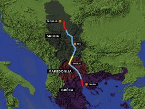 EU blokerer for Donau/Ægæer-kanalen foreslået af Kina