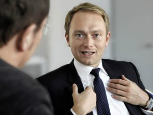 Tyskland: Hade-storm imod FDP-leder Christian Lindner <br>for at opfordre til konstruktiv dialog med Rusland