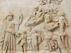 Zeus må ødelægges – Prometheus sættes fri. <br>Uddrag af Dialog med Manhattanprojektet, <br>5. aug., 2017:  <br>»LaRouche: 'Faren er atomkrig <br>– aflys Det britiske Imperium; red folket'«