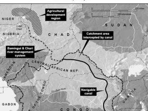 Historisk aftale mellem Italien og Kina om Tchadsøen