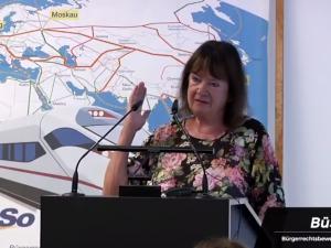 Helga Zepp LaRouche opfordrer tyskerne: <br>Smid ikke jeres stemme ud på partier, der <br>ikke har menneskehedens interesse på sinde