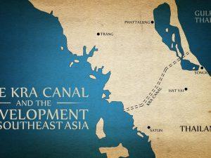 Rapport fra konference i Bangkok om Kra-kanalen