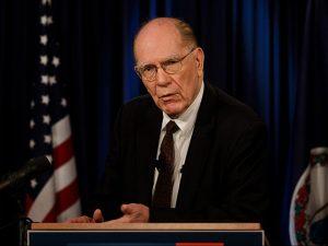 Lyndon LaRouche: <br>Sabotage af min politik ved århundrede-<br>skiftet har gjort Korea til en mulig <br>gnist til atomkrig