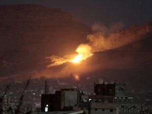EIR PRESSEMEDDELELSE: <br>Det Nye Silkevejsparadigmes fjende: <br>Saudisk folkemord i Yemen