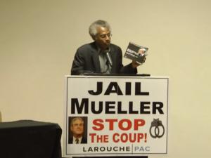 På Manhattan Project borgermøde gav LPAC's Barbara Boyd <br>en meget stærk briefing om Mueller-dossieret – se video