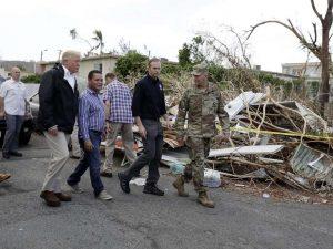 Wall Street i chok over Trumps forpligtelse <br>til at 'udslette Puerto Ricos gæld'