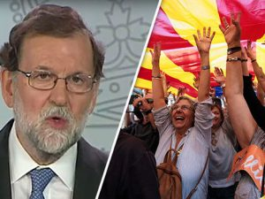 Catalonien erklærer sin uafhængighed fra Spanien; London jubler