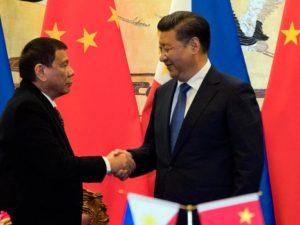 Kina forpligter sig til storstilede infrastrukturprojekter i Filippinerne