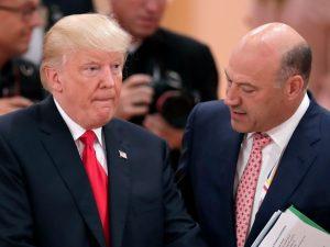 Trump-rådgiver advarer om derivat-/Brexit-trussel; <br>det rejser spørgsmålet om Glass-Steagall