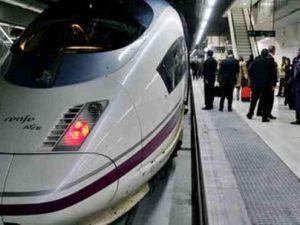 Europæisk Investeringsbank underskriver €6oo million stort <br>lån til Spanien til 'Y Vasca' højhastighedsjernbane