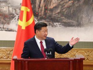 Xi Jinping afslutter KKP-Kongressen; <br>formaner til at opbygge 'et bedre liv' og <br>en 'stadig mere lovende fremtid'