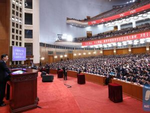 Kinas Kommunistiske Partis Nationalkongres <br>åbner onsdag, og dernæst rejser Trump <br>til Kina; Det Nye Paradigme er muligt <br>og presserende nødvendigt