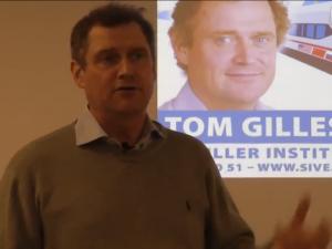 Valgmøde den 10. nov. med Tom Gillesberg <br>og Helga Zepp-LaRouche, <br>Del I og nu også Del II