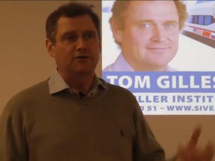 Tom Gillesbergs tale på Schiller Instituttets Venners Valgmøde, 10. nov., 2017