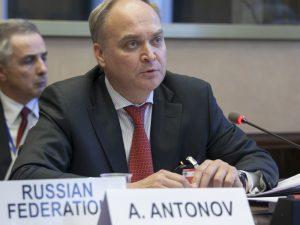 Ruslands ambassadør til USA kommenterer amerikansk-russiske <br>relationer: De to lande kan samarbejde