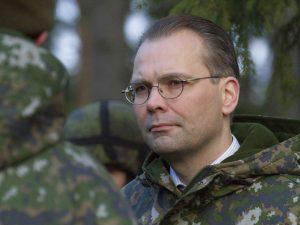 Forsvarsministre fra Rusland og Finland opretter hotline