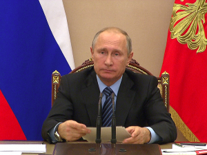 Ruslands præsident Putin foreslår at integrere APEC <br>gennem Bælte &#038; Vej Initiativet