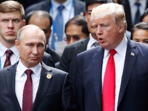 Putin og Trump opfordrer alle nationer til at støtte Syrien