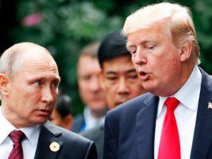 Trumps telefonsamtale med Putin er en stærk bekræftelse