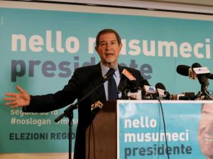 Kandidat for Ny Silkevej vinder valg på Sicilien